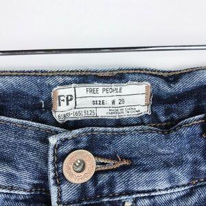 Free People Shorts - Free People Runaway Slouch Cutoffs Sz 29